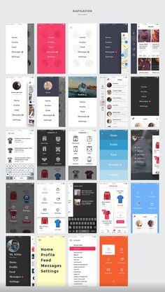 Huge iOS UI PackCreate your app design, prototype or get inspired with more than 200 iOS screens and hundreds of UI elements, organized into 8 popular content categories.Key Futures:200+ iOS screensMade for Sketch App and Photoshop8 content catego…
