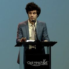 Passion Pit's Michael Angelakos honored for efforts in mental health awareness
