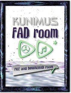 KUNIMUS FAD room -  RADIO KUNIMUS ® ♪♫ Source: http://radio.kunimus.eu/#download