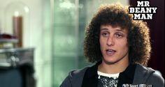 PSG defender David Luiz speaks about his love for Chelsea (Video)
