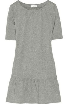 Great T-shirt dress for Fall