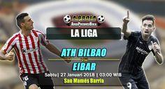 Prediksi Skor Athletic Bilbao Vs Eibar 27 Januari 2018