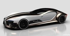 Imagenes de Autos: Bugatti Type 57 Concept