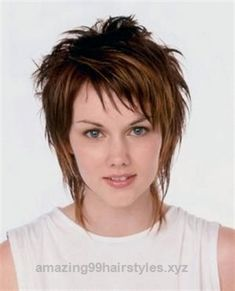 Excellent Short Shag Hairstyles For Women Over 50 | Celebrity Medium Hairstyles – Medium Hairstyles – Zimbio The post Short Shag Hairstyles For Women Over 50 | Celebrity Medium Hairstyles – Med ..