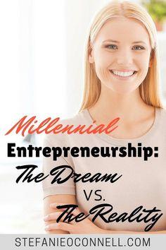 Millennial Entrepreneurship