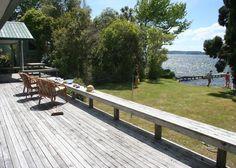 Rotoiti Lakeside Lodge 6 bedrooms, sleeps 13 Lakeside Lodge, Holiday Accommodation, New Zealand, Bedrooms, Deck, Outdoor Decor, Home Decor, Decoration Home, Room Decor
