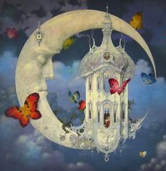 living moon