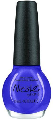 20% Off was $7.99, now is $6.38! Nicole by OPI Nail Lacquer, Virtuous Violet, 0.5 Fluid Ounce