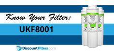 The UKF8001 fridge filter is a versatile tool that provides clean, better-tasting drinking water. The ultimate guide to become familiar with the UKF8001.