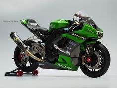 Model Display Cases, Tom Sykes, Zx 10r, Supersport, Kawasaki Ninja, Cbr, Plastic Models, Scale Models, Cars And Motorcycles