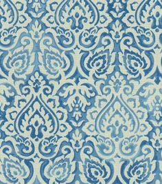 Home Decor Print Fabric-Tropix Tobarra/Terrace/Atlantic: home decor fabric: fabric: Shop | Joann.com