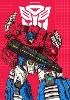 Permadi Aditya May 22 2019 at Classic Cartoons, Cool Cartoons, Gi Joe, Cartoon Network, Transformers Optimus Prime, Marvel, Anime, Comic Art, Character Art