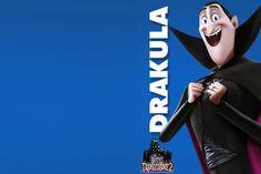 Dracula - Hotel Transylvania 2 HD Wallpaper
