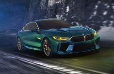 BMW Concept M8 Gran Coupé: Sportiva dalla linea audace  Scarica in Pdf       Scarica in Pdf