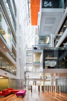 Macquarie Bank  Clive Wilkinson Architects