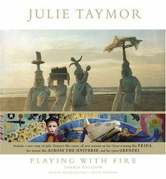Julie Taymor: Playing with Fire (Hardback) By (author) Eileen Blumenthal, By (author) Julie Taymor, By (author) Antonia Monda Julie Taymor, Slam Poetry, Shakespeare Plays, Thing 1, Across The Universe, Middle School Art, Book Art, Art Photography, How To Memorize Things