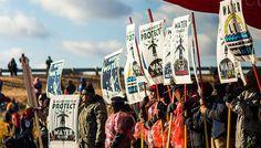 Among the Bodhisattvas at Standing Rock