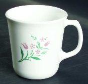 Corning Pyrex Rosemary Floral Mugs