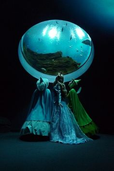 Three Fairies by Cheryll
