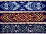 Patikitiki Patterns with a single diamond as the dominant motif.