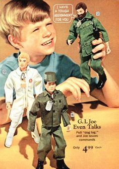 GI Joe Advert