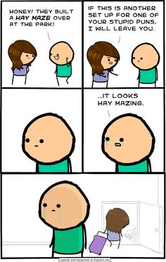 Explosm.net - Home of Cyanide and Happiness