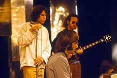 Jim Morrison Exposes Himself | everette collection jim morrison and the doors