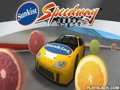Sunkist Speedway  Android Game - playslack.com , joyful races with better management.  direct a racing automobile, evading  hindrances and accumulating  fruit which suffice as substance.  The steering  won't stop while you have substance or the automobile gets captious harms.  The more you contest, the high is the amount of your actions.  accumulate all 23 actions and earn the limit point for a journey.  contest with buddies, analyzing  the phenomenons in OpenFeint (You can asset the…
