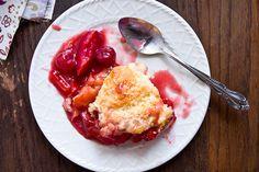 ... crumbles on Pinterest | Cobbler, Apple Crisp and Berry Cobbler