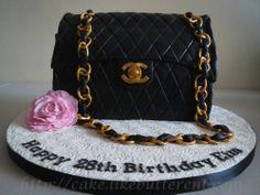 8a1f20ef657 CHANEL Handbag Cake