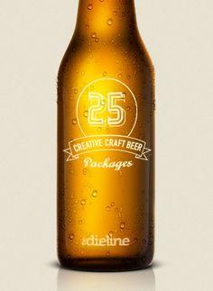 25 Creative Craft BeerPackages - The Dieline -