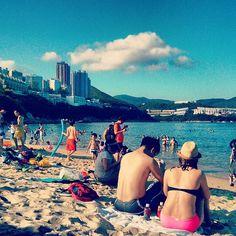 #Stanley #beach #HongKong