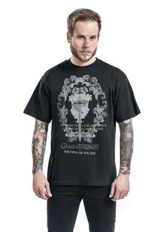 Who Passes The Sentence - T-shirt van Game Of Thrones