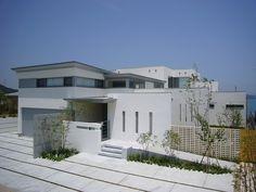 建築家:Mitsutoshi Okamoto「SEE SEA HOUSE (海が見える家)」
