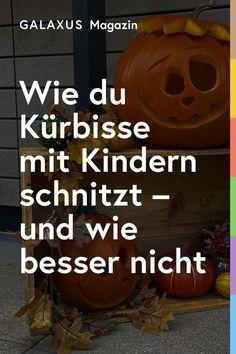 Um die alljährliche Halloween-Bastelstunde kommen viele nicht mehr herum. Doch dieses Jahr stellt sich heraus: Statt stressig und schweisstreibend geht Kürbis schnitzen mit Kindern auch easy und entspannt.