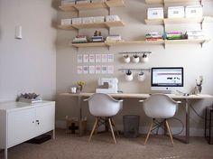 Ikea Office by caro schnyder