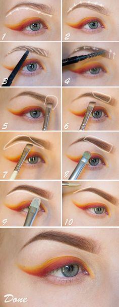 Como maquillarte tus cejas!!! ( Tutorial)