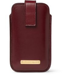 Alexander McQueen iPhone case.