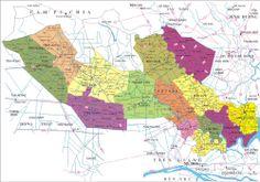 (longannay) - Tổng quan tỉnh Long An