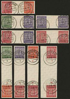 Altdeutschland Sachsen Michel 1 A 1850 3 Pfennig