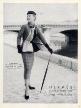 Hermès (Couture) 1955
