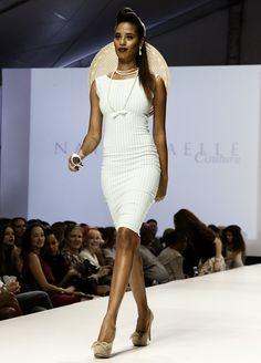LA Fashion Week 2012:: Gallery LA:: Nathanaelle Couture SS13 | The Chic Society La Fashion Week, The Chic, Designers, Bodycon Dress, Couture, Gallery, Shopping, Dresses, Vestidos