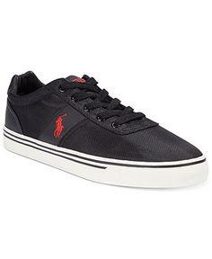 Polo Ralph Lauren Hanford Lace-Up Sneakers Men - All Men s Shoes - Macy s 8e5ec0b8ca0