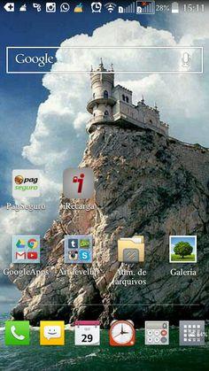 Print da tela do meu celular. Print of my mobile. @aszcot