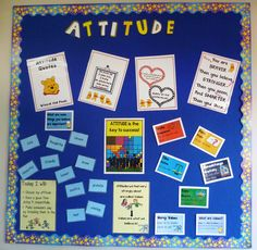 ABC Teaching Resources -Classroom Photo Gallery - Attitude and Value resources classroom display.A great learning reference. Behaviour Management, Classroom Management, Vocabulary Word Walls, Visible Learning, Attitude Is Everything, Letter Formation, High Frequency Words, Handwriting Practice, Be Yourself Quotes