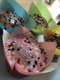 Bridesmaid,muffin,schatzi,pink,rose,glutenfree.