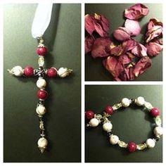 funeral flowers..........to keepsake beads!!