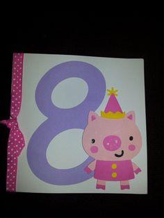 Create a Critter 2 & Cuttin' Up Birthday Card