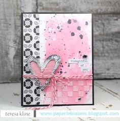 sunshine - Cards and Paper Crafts at Splitcoaststampers Valentine Theme, Love Valentines, Valentine Day Cards, Card Making Inspiration, Creative Inspiration, Cardmaking And Papercraft, Love Cards, Diy Cards, Small Cards