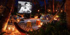 The Miami Beach Edition Hotel | Sandbox | Secluded Outdoor Cinema ♡